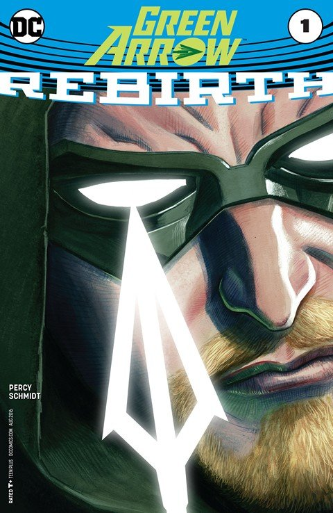 Green Arrow – Rebirth #1