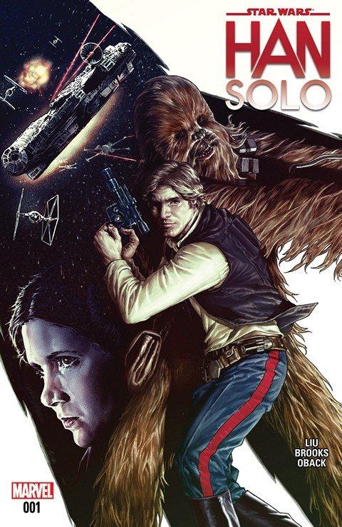 Han Solo #1 (2016)