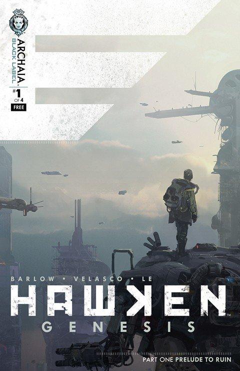 Hawken – Genesis #1 – 4