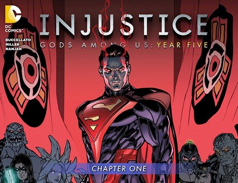 Injustice – Gods Among Us – Year Five #1 – 40