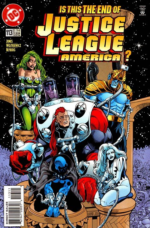 Justice League America (Collection) (1988-1996)
