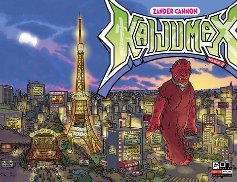 Kaijumax – Season Two #2
