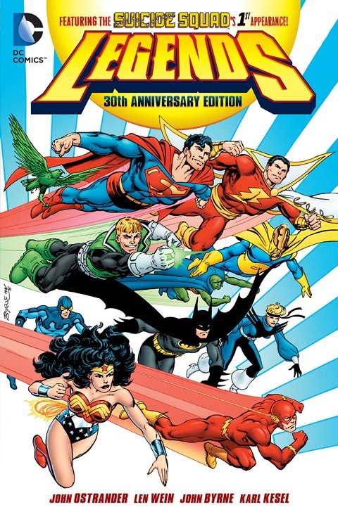 Legends 30th Anniversary Edition (DC Comics)
