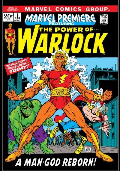 Marvel Premiere #1 – 61 (1972-1981)