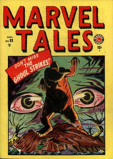 Marvel Tales Vol. 1 #93 – 159 (1949-1957)