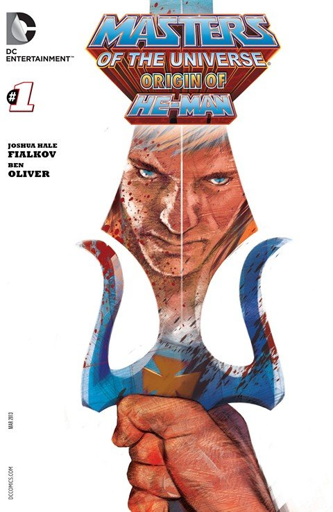 Masters of the Universe – The Origin of He Man #1