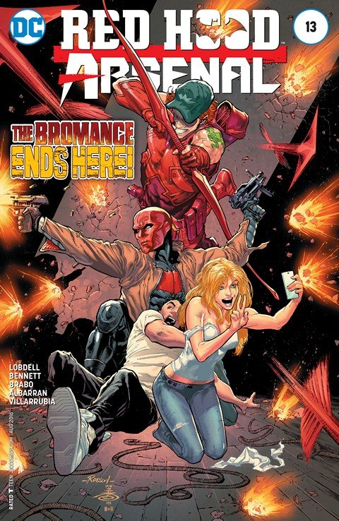 Red Hood – Arsenal #13