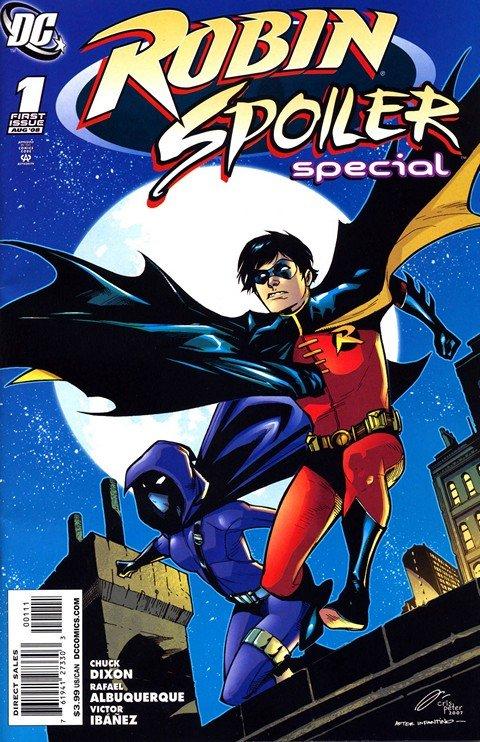 Robin – Spoiler Special #1