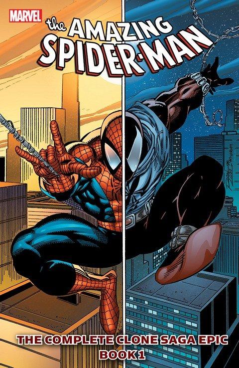 Spider-Man – The Complete Clone Saga Epic – Book #1 – 5 (2010-2011)