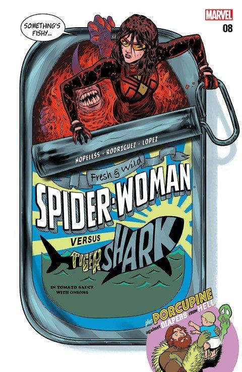 Spider-Woman #8