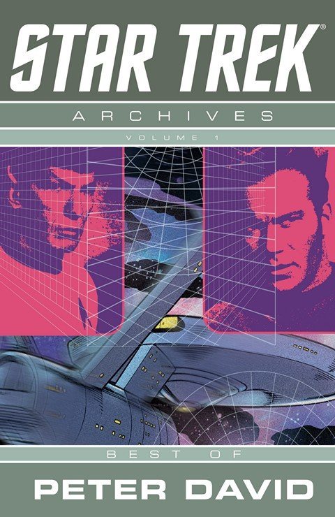 Star Trek Archives Vol. 1 Best Of Peter David