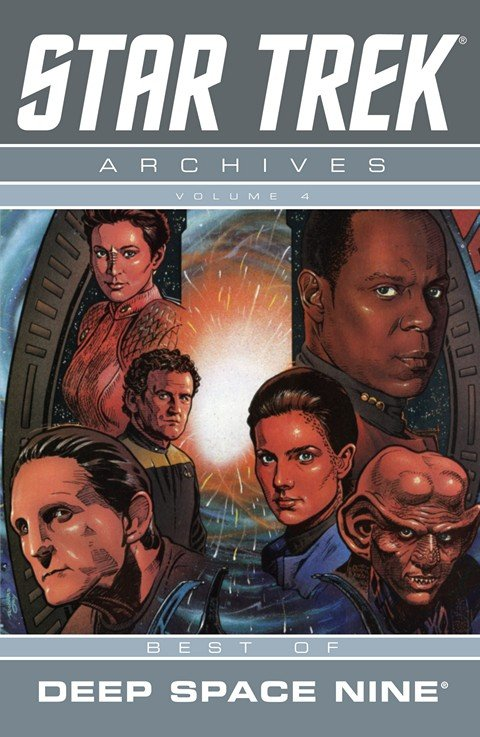 Star Trek Archives Vol. 4 Best Of Deep Space Nine