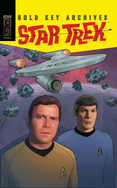 Star Trek Gold Key Archives Vol. 5