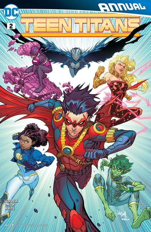 Teen Titans – Annual #2 (2016)