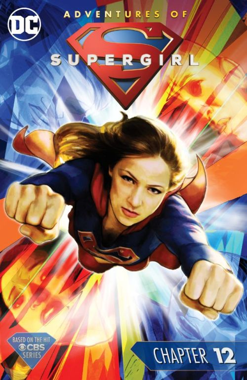 The Adventures of Supergirl #12