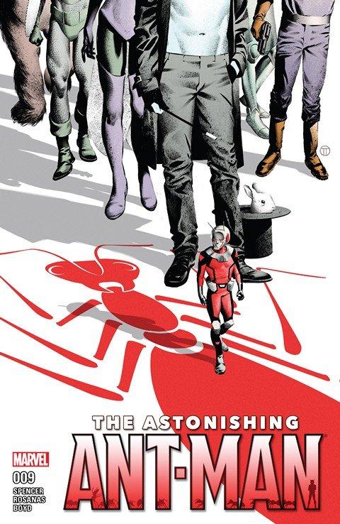 The Astonishing Ant-Man #9