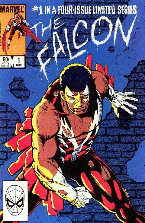 The Falcon #1 – 4