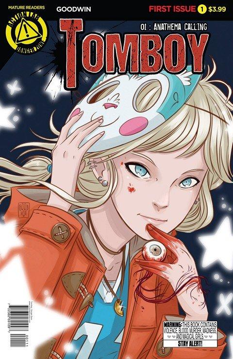 Tomboy #1 – 12 (2015-2017)