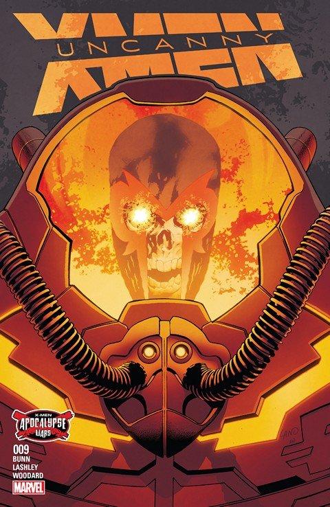 Uncanny X-Men #9