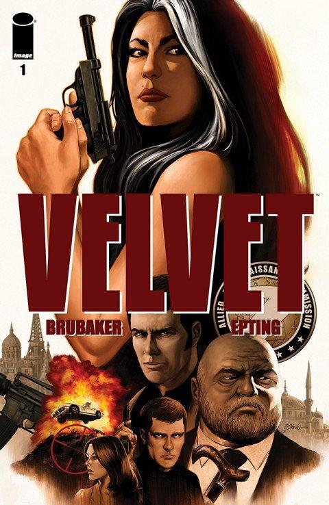 Velvet #1 – 15 + TPB Vol. 1 – 3 (2013-2016)