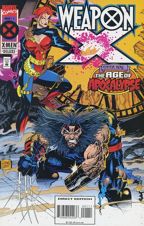 Weapon X (Collection) (1995-2004)