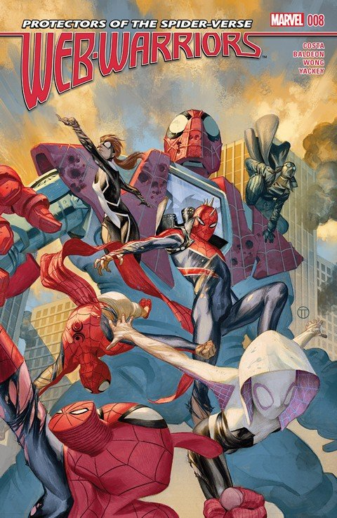 Web-Warriors #8