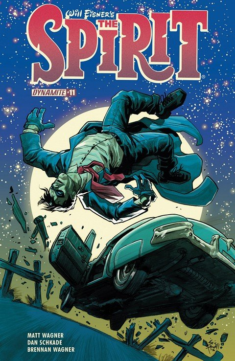 Will Eisner's The Spirit #11