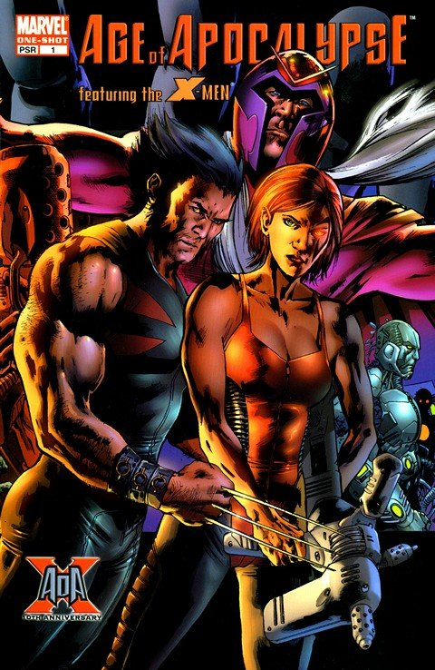 X-men – Age of Apocalypse (One Shot)