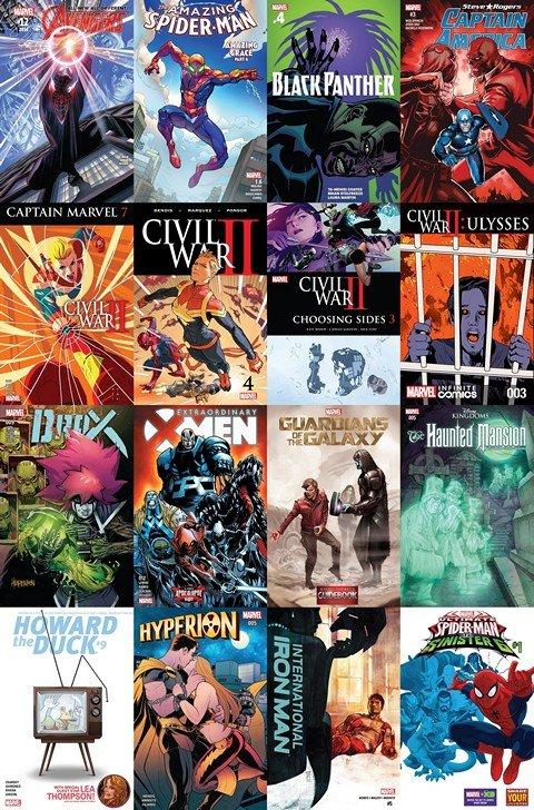 2016.07.27 Marvel Week+