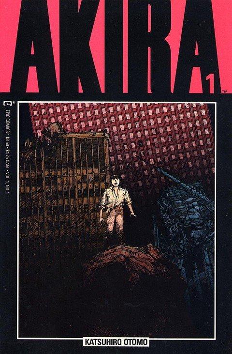 Akira #1 – 38 + TPB Vol. 1 – 6 (1988-1996)