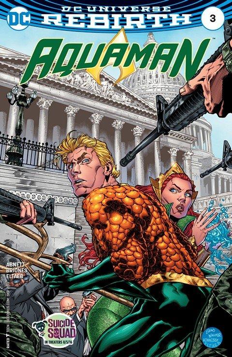 Aquaman #3 (2016)
