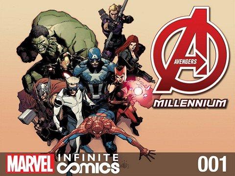 Avengers – Millennium Infinite Comic #1 – 6
