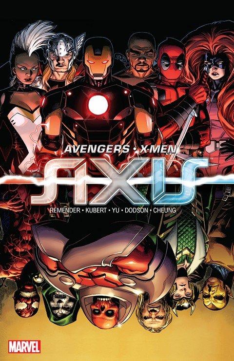 Avengers & X-Men – Axis (TPB) (2015)