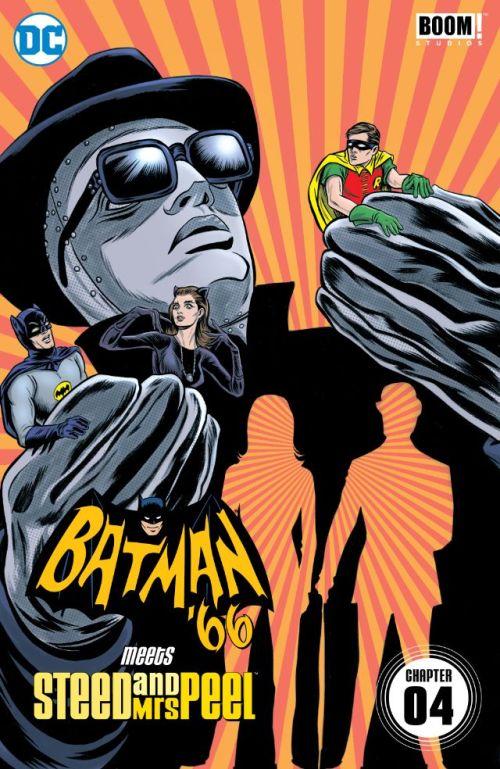 Batman '66 Meets Steed and Mrs Peel #4
