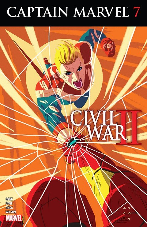 Captain Marvel #7