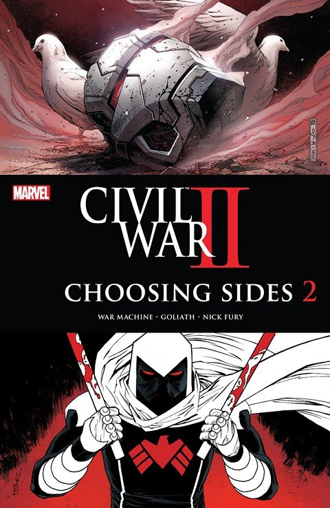 Civil War II – Choosing Sides #2