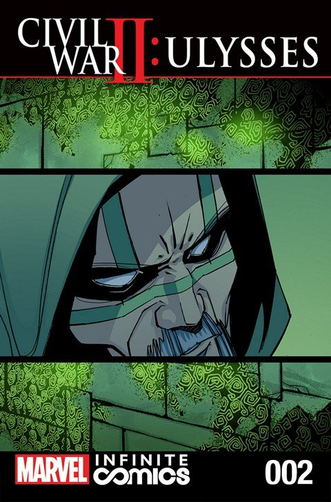 Civil War II – Ulysses Infinite Comic #2