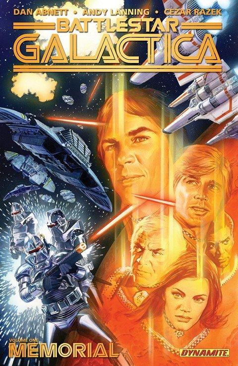 Classic Battlestar Galactica Vol. 1 – Memorial