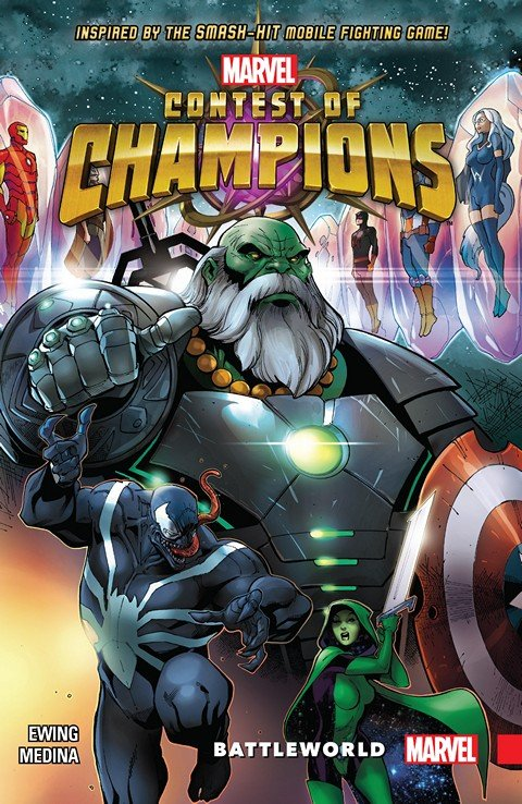 Contest Of Champions Vol. 1 Battleworld
