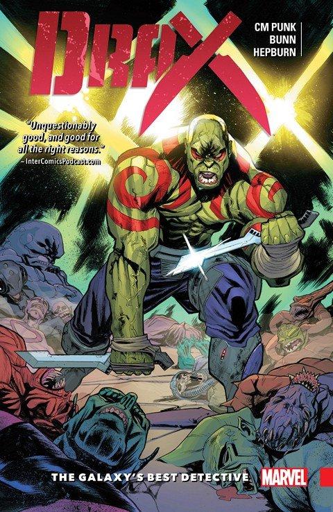 Drax Vol. 1 – The Galaxy's Best Detective (TPB) (2016)