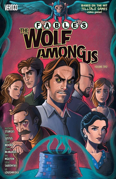 Fables – The Wolf Among Us Vol. 2