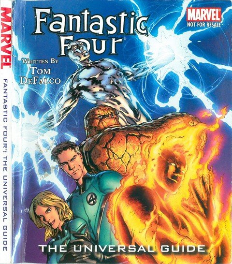 Fantastic Four – The Universal Guide