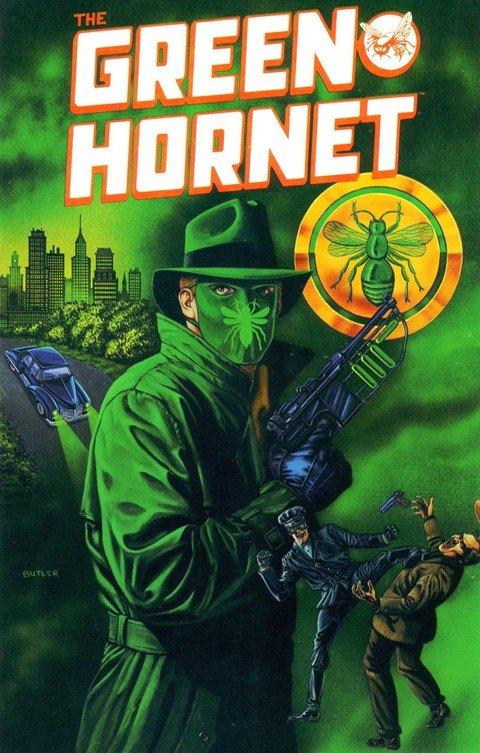 Green Hornet Vol. 1 #1 – 14