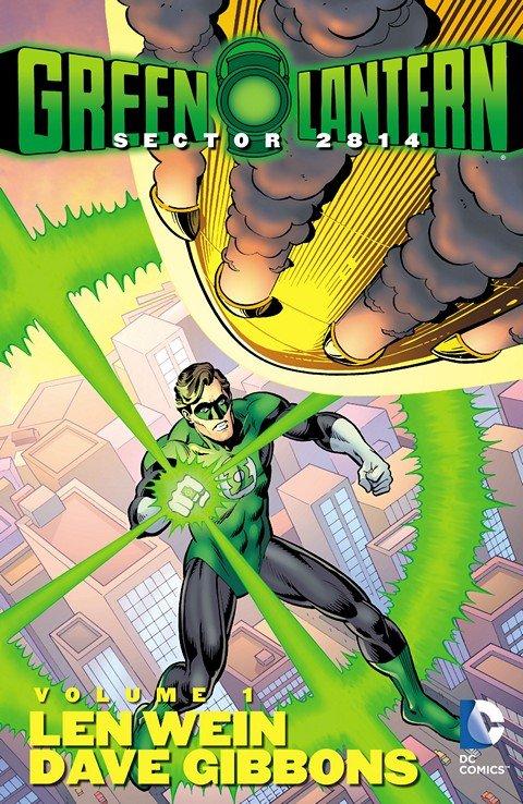 Green Lantern – Sector 2814 Vol. 1 – 3