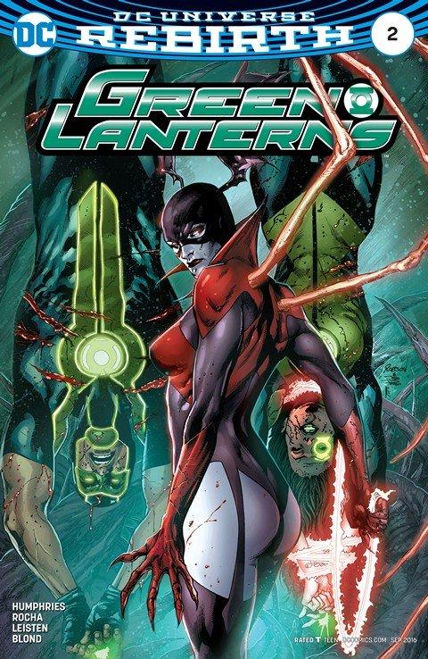 Green Lanterns #2 (2016)