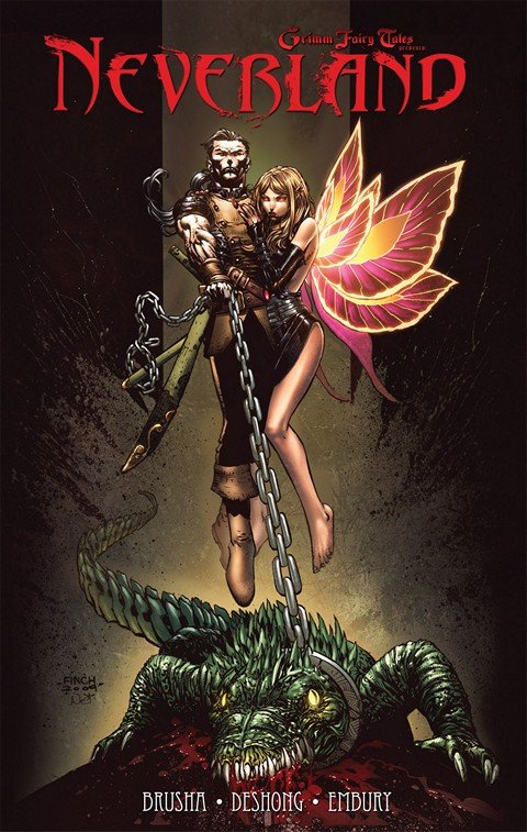 Grimm Fairy Tales Presents – Neverland Vol 1 (TPB)