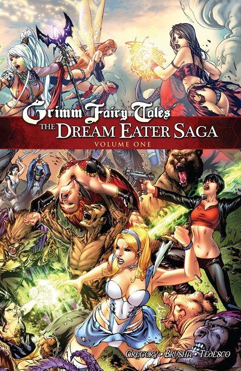 Grimm Fairy Tales – The Dream Eater Saga Vol. 1 – 2
