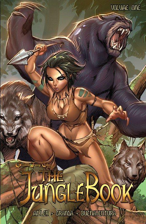 Grimm Fairy Tales – The Jungle Book Vol. 1 – 2