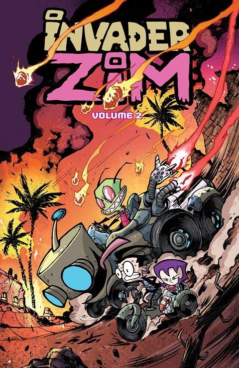 Invader Zim Vol. 2 (2016)