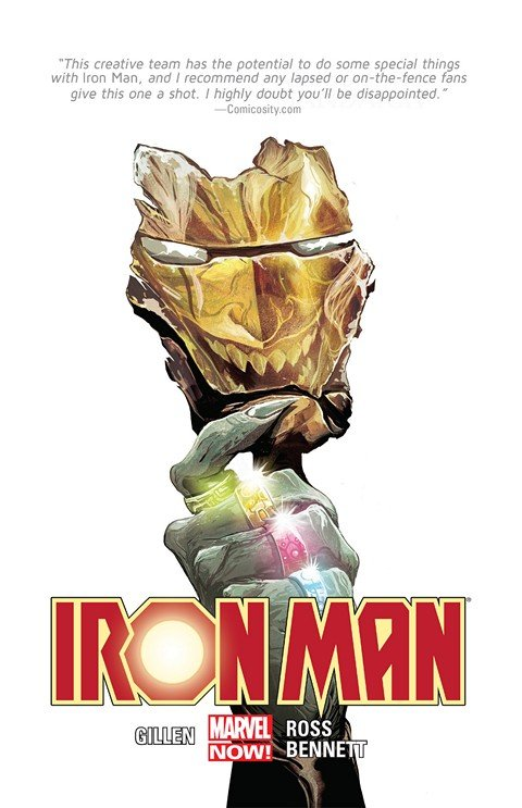 Iron Man Vol. 5 – Rings of the Mandarin